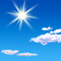 Saturday: Sunny, with a high near 59. North wind 7 to 10 mph, with gusts as high as 29 mph.